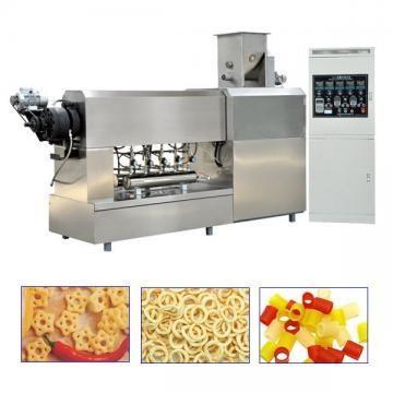 Líneas de producción de pellets de snacks